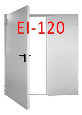 Дверь противопожарная EI-120