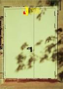 Противопожарные двери в московском государственном театре им. Геннадия Чихачева.