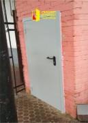 Обновление противопожарных дверей